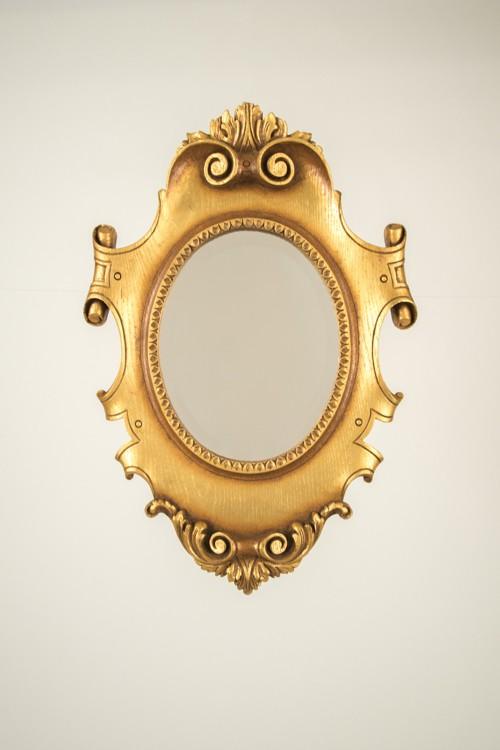 Espejo Pergamino mediano